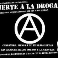 Drogas, placer, libertad y anarquismo.
