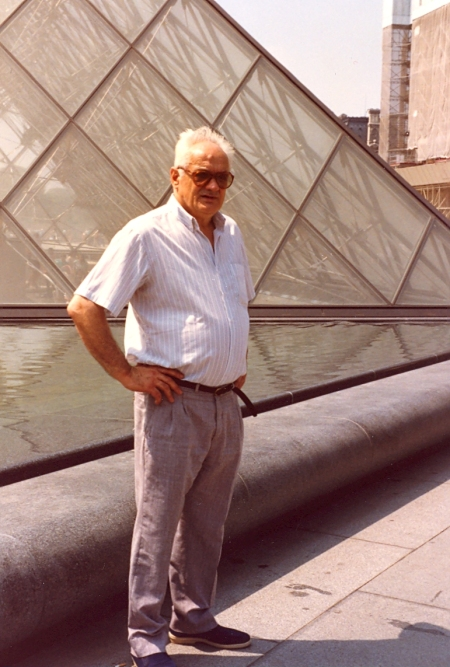 Verano 1990, en París