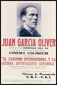 1. Buenaventura Durruti y el antifascismo obrerista y popular.// 2. CNT. Juan García Oliver. El papel del antifascismo democrático. Untitled1