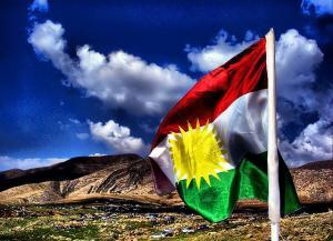 Bandera kurda / JAN SEFTI
