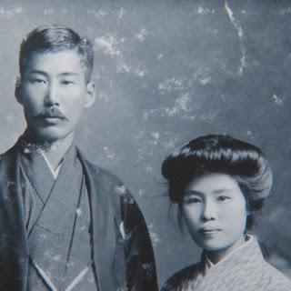 Kôtoku Shûsui (Denjiro Kôtoku) y Kano Sugano (Suga Kanno)