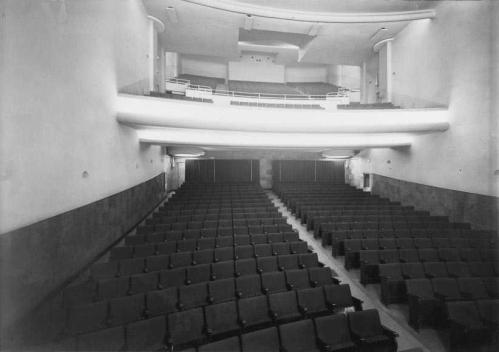 Branguli - Cine Francisco Ascaso. el 8 de marzo de 1937 -después Cine Vergara