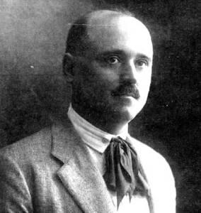 Luigi Fabbri (1877-1935), fue un militante anarquista italiano, escritor y educador, y durante la Primera Guerra Mundial agitador y propagandista