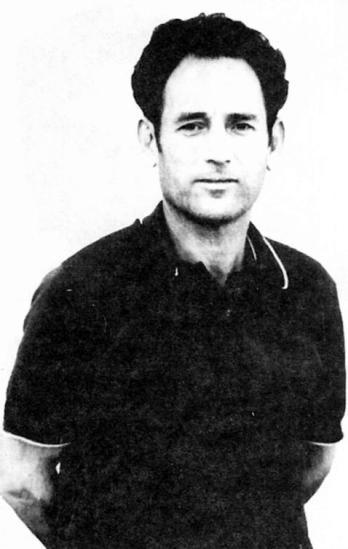 Fernando Carballo en la prisión de Burgos