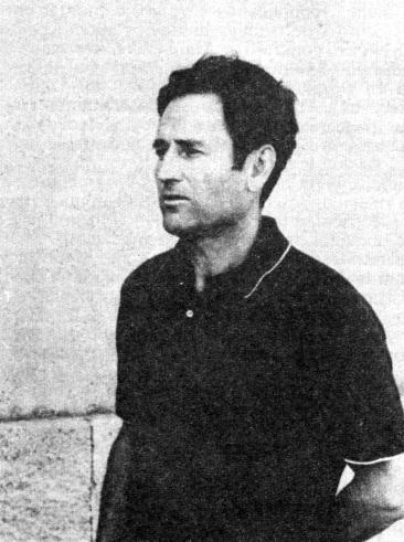 Fernando Carballo en la prisión de Burgos2