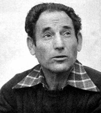 Fernando Carballo libre (enero de 1977). Foto de Gustavo Catalán Dioses