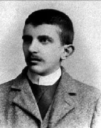 Erich Muehsam-de joven