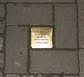 Piedra de tropiezo de Erich_Muhsam