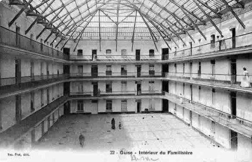 Imágenes de Falansterios. Interior