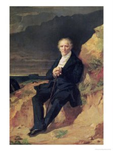 Retrato de Charles Fourier.