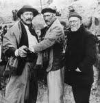 """(En la foto, Facón Grande interpretado por Federico Luppi en """"La Patagonia rebelde"""" de 1974)"""