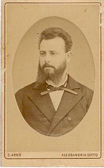 Charles Alerini entre 1879 y 1881