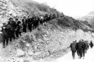 Presos de la insurrección del Alto Llobregat