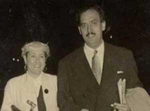 Adelita del Campo y Julián Antonio Ramírez Hernando