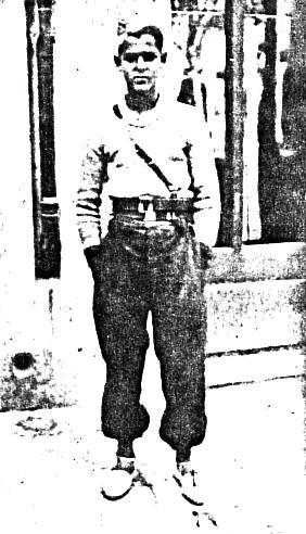Félix Álvarez Ferreras año 1938