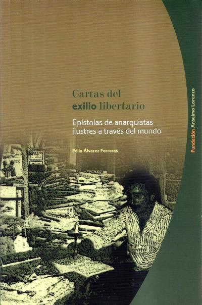 Portada de Cartas del exilio libertario (2005)