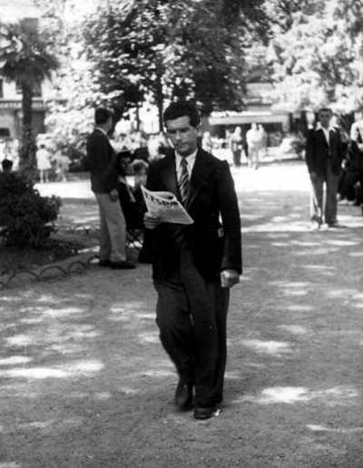 Antonio Morales Guzmán (Toulouse, 1947) [CIRA-Lausana]