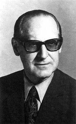 Jacinto Toryho, en su época de exiliado en Argentina.