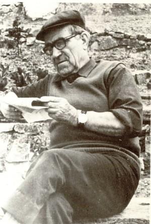 Saturnino Carod Lerín en Barcelona.