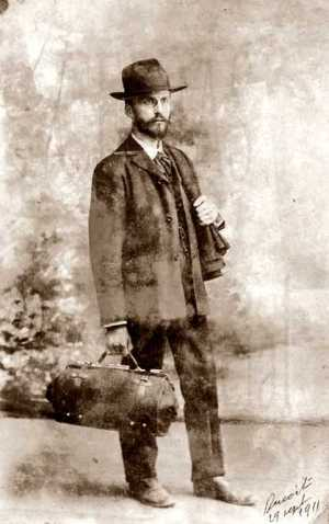 Charles Benoît (29 de septiembre de 1911)