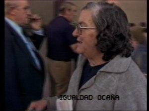 Ocaña, Igualdad. En el documental= ''De toda la vida'', 1986
