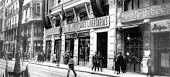 Valencia 1937 calle de la paz