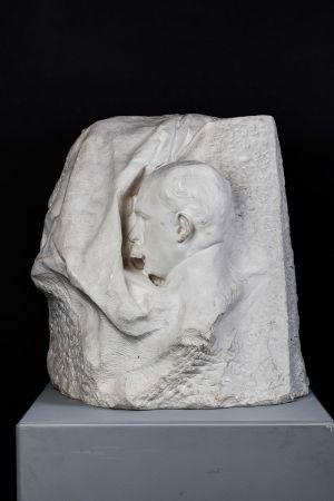 """Escultura""""Octave Mirbeau"""""""