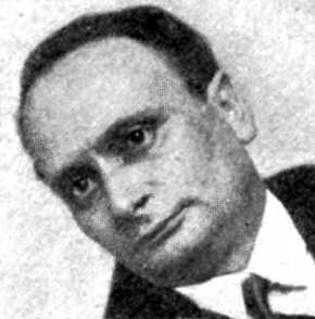 Tito L. Foppa en la época deLa Argentina(ca. 1928)