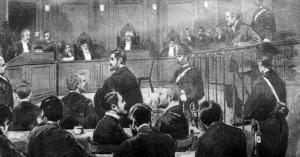 22 de abril de 1897: Romeo Frezzi, Pinelli dell'800 (por Francesco Giorgioni)