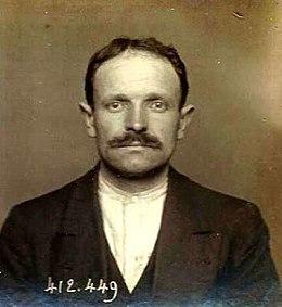 Louis Rimbault, miembro de La banda de Bonnot (Vida y obra)
