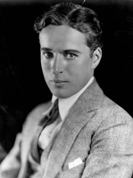 Charles Spencer Chaplin 1920