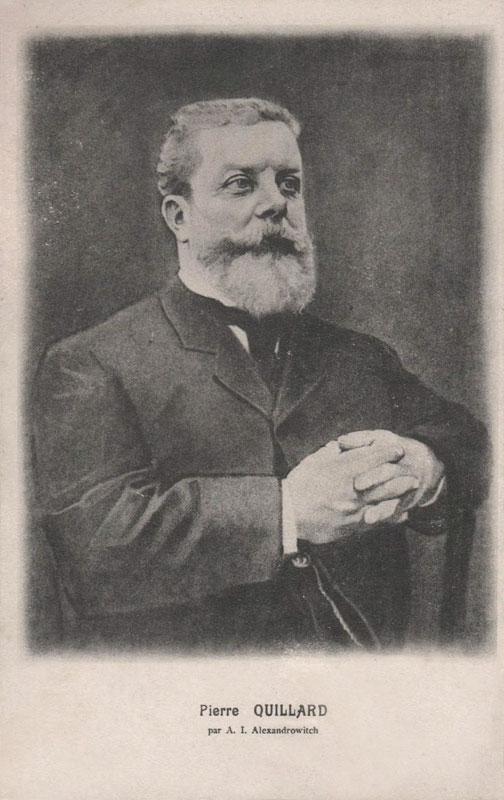 Pierre Quillard. (Vida y obra)