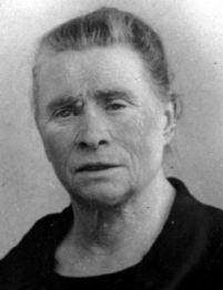 Francisca Saperas Miró militante anarquista