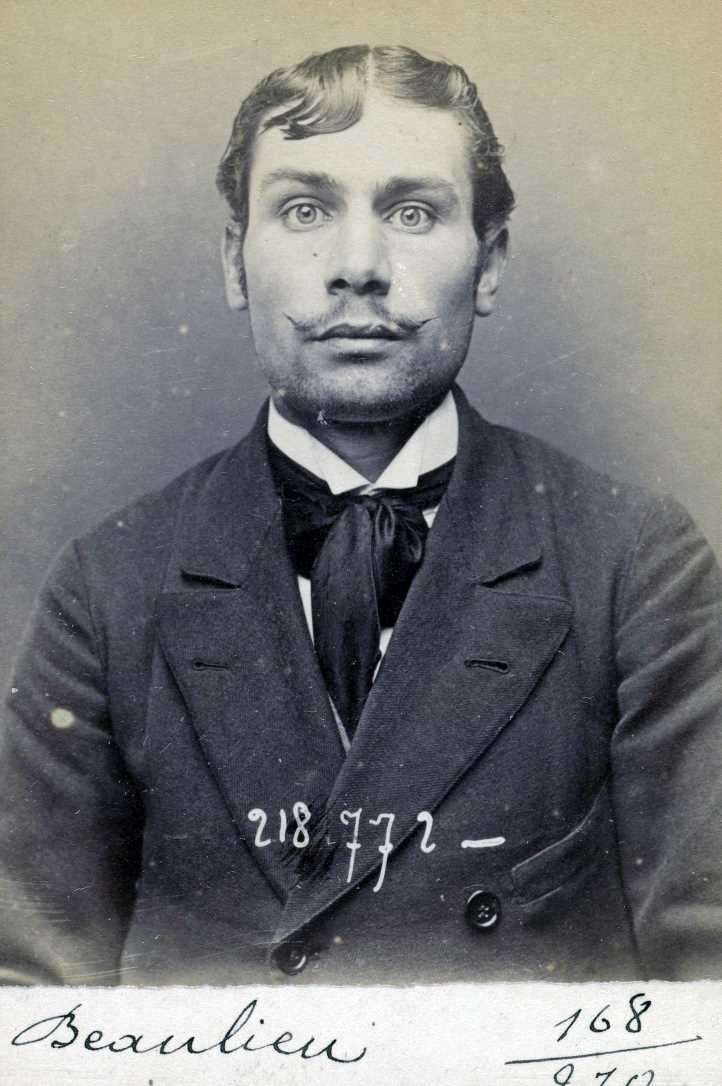 Henri Félix Camille Beaulieu, conocido comoHenri Beylie (Vida y obra)