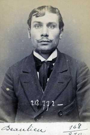 Henri Félix Camille Beaulieu conocido comoHenri Beylie