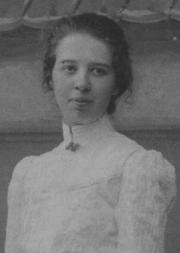 Clara Gertrud Wichmann