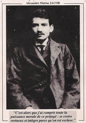 Alexandre Marius Jacob (Vida y obra)
