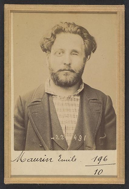 Emile Maurin (Murmain) (Vida y obra)